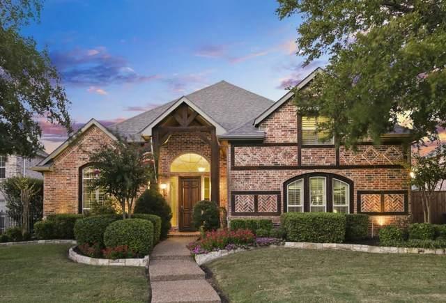 4338 Liam Drive, Frisco, TX 75034 (MLS #14458576) :: HergGroup Dallas-Fort Worth