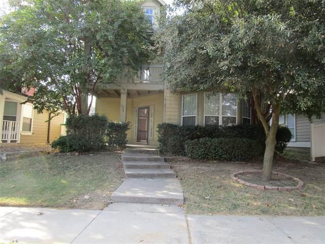 1366 Portsmouth Drive, Providence Village, TX 76227 (MLS #14458577) :: Trinity Premier Properties