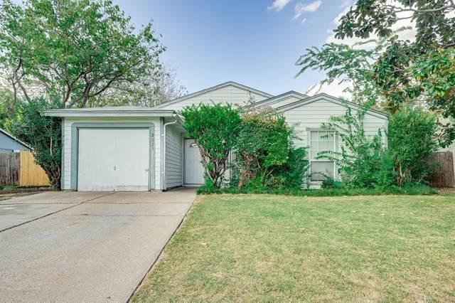 2331 Sunflower Drive, Arlington, TX 76014 (MLS #14458594) :: The Mauelshagen Group
