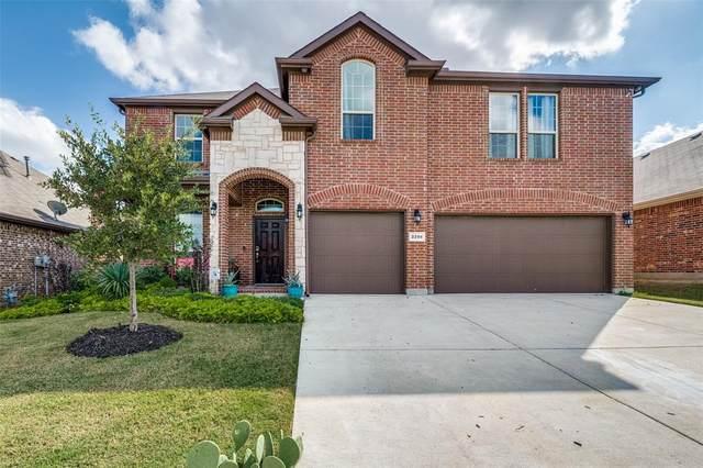 2204 Rosalinda Pass, Fort Worth, TX 76131 (MLS #14458602) :: Robbins Real Estate Group