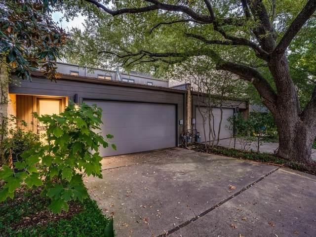 4012 Buena Vista Street, Dallas, TX 75204 (MLS #14458605) :: Post Oak Realty