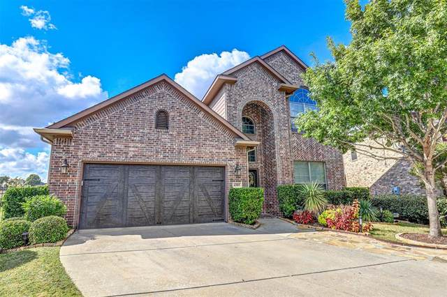 4305 Paula Ridge Court, Fort Worth, TX 76137 (MLS #14458610) :: The Mauelshagen Group