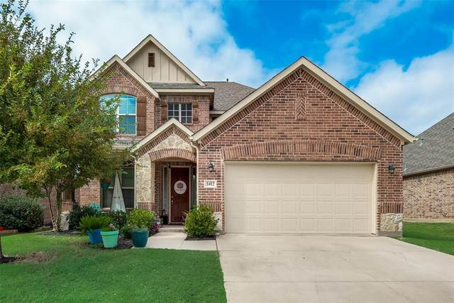 3412 Glen Crest Lane, Denton, TX 76208 (MLS #14458618) :: The Rhodes Team