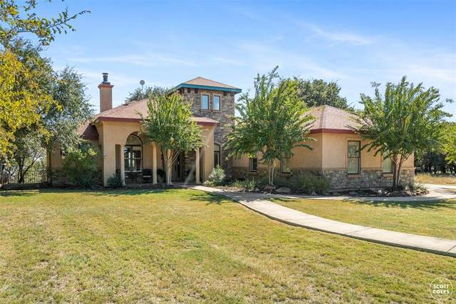 600 Oak Point Drive, May, TX 76857 (MLS #14458662) :: Trinity Premier Properties