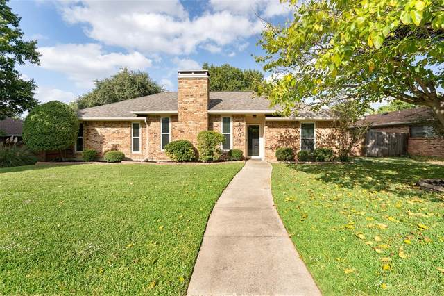 1609 Walker Drive, Carrollton, TX 75007 (MLS #14458671) :: HergGroup Dallas-Fort Worth