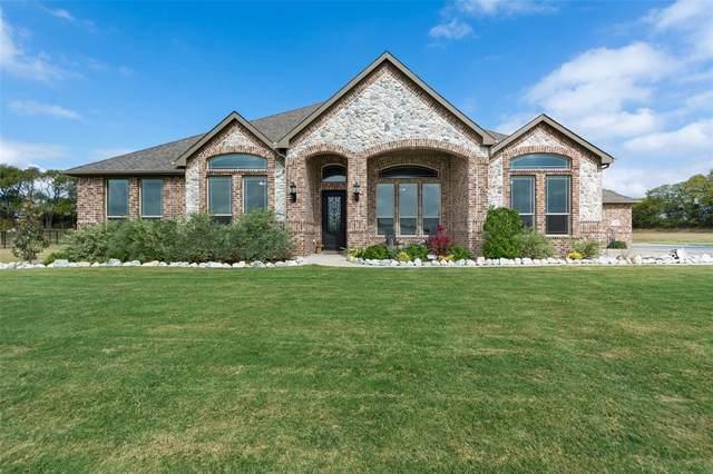 100 Remington, Van Alstyne, TX 75495 (MLS #14458685) :: The Good Home Team