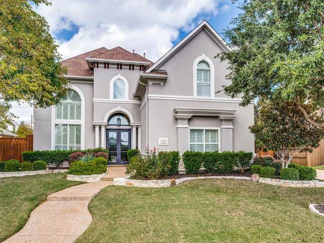 2240 San Andres Drive, Frisco, TX 75033 (MLS #14458691) :: Frankie Arthur Real Estate