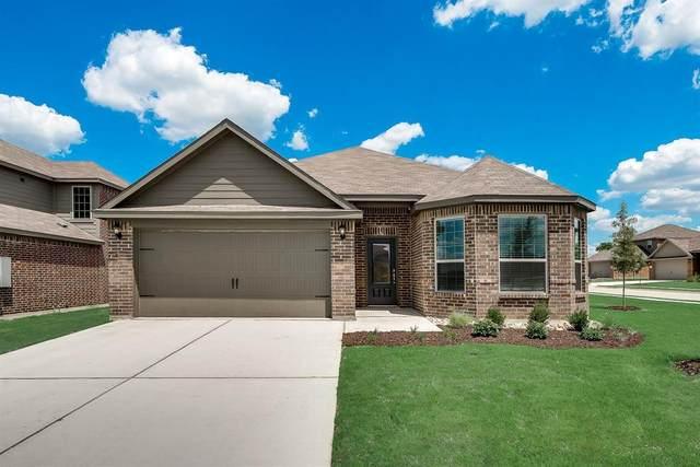 4028 Conley Lane, Crowley, TX 76036 (MLS #14458712) :: The Tierny Jordan Network
