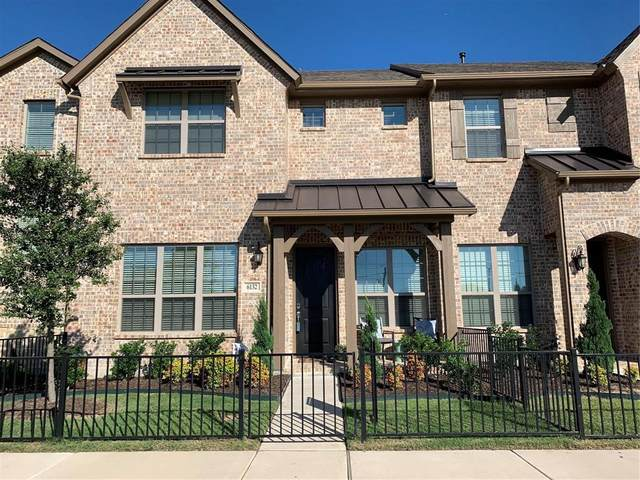 6132 Rilla Street, Frisco, TX 75035 (MLS #14458721) :: Lyn L. Thomas Real Estate | Keller Williams Allen