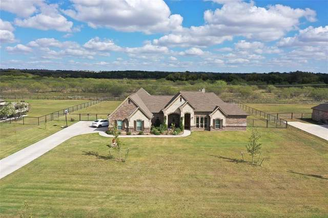 623 Dill Road, Weatherford, TX 76085 (MLS #14458768) :: Robbins Real Estate Group