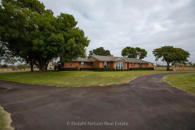 3066 S 277 Highway, Anson, TX 79501 (MLS #14458770) :: The Russell-Rose Team