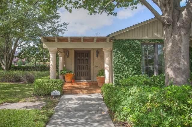 808 Washington Terrace, Fort Worth, TX 76107 (MLS #14458785) :: Team Hodnett