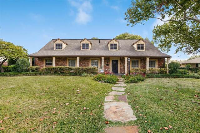 3491 Golfing Green Drive, Farmers Branch, TX 75234 (MLS #14458809) :: The Tierny Jordan Network