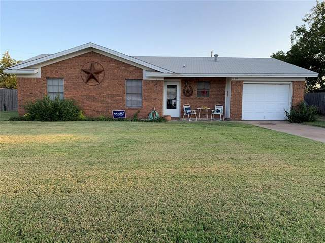 1013 5th Street, Hamlin, TX 79520 (MLS #14458817) :: The Tierny Jordan Network