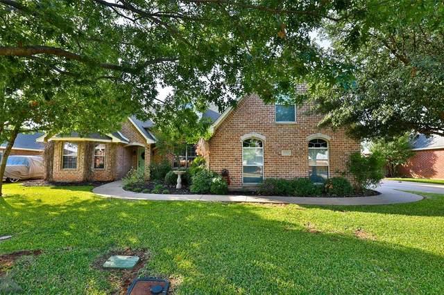 5381 Wagon Wheel Avenue, Abilene, TX 79606 (MLS #14458819) :: The Mauelshagen Group