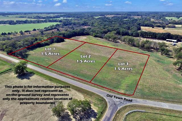 Lot 1R Old Town Road, Whitesboro, TX 76273 (MLS #14458840) :: Real Estate By Design