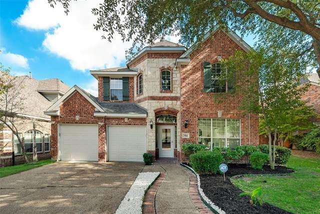 504 Lake Village Drive, Mckinney, TX 75071 (MLS #14458842) :: Frankie Arthur Real Estate