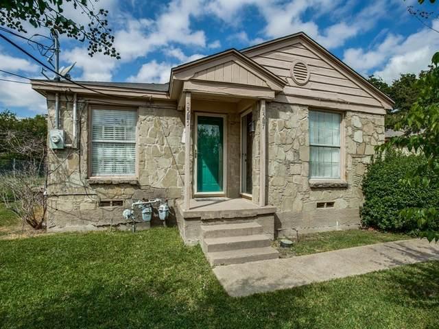 2515 Amelia Street, Dallas, TX 75235 (MLS #14458846) :: HergGroup Dallas-Fort Worth