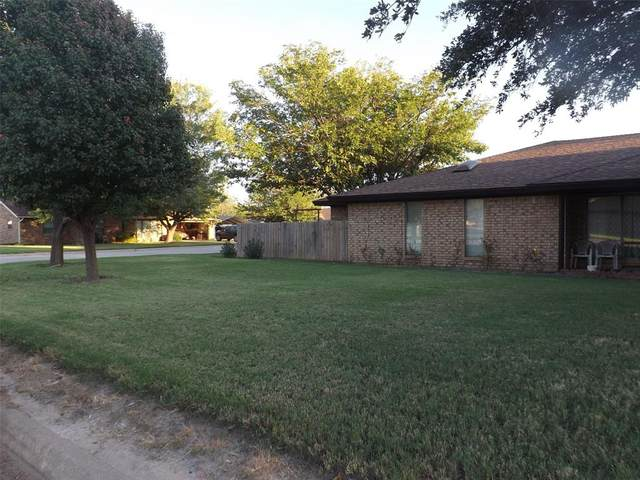 1025 NW 5th Street, Hamlin, TX 79520 (MLS #14458867) :: The Tierny Jordan Network