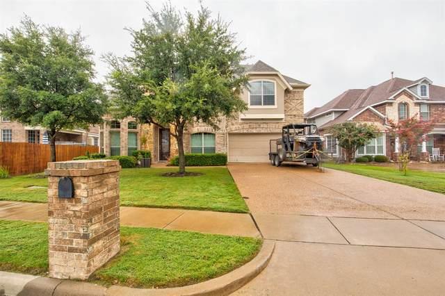 4205 Nicklaus Avenue, Mansfield, TX 76063 (MLS #14458871) :: Robbins Real Estate Group