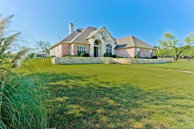 236 Driftwood Court, Runaway Bay, TX 76426 (MLS #14458877) :: EXIT Realty Elite