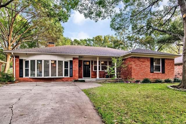7330 Fenton Drive, Dallas, TX 75231 (MLS #14458891) :: Robbins Real Estate Group