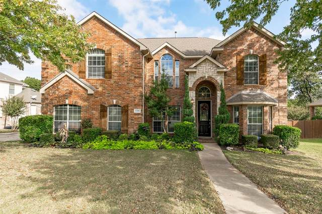 5501 Yellow Birch Drive, Fort Worth, TX 76244 (MLS #14458900) :: The Mauelshagen Group