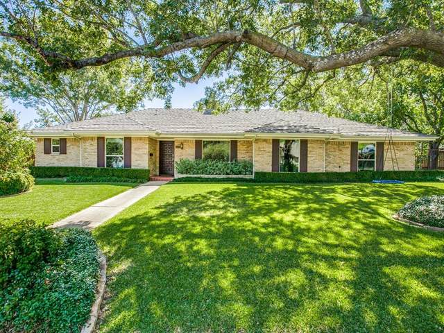 4332 Mill Creek Road, Dallas, TX 75244 (MLS #14458918) :: Lyn L. Thomas Real Estate | Keller Williams Allen
