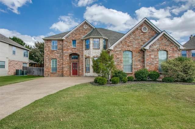 3504 Jennifer Drive, Flower Mound, TX 75022 (MLS #14458924) :: Team Hodnett