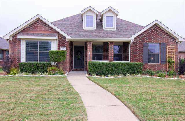 1902 Muddy Creek Drive, Wylie, TX 75098 (MLS #14458928) :: Hargrove Realty Group