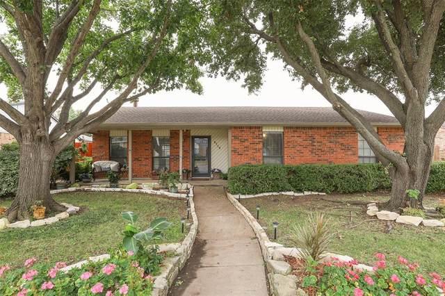 2112 Rose Hill Road, Carrollton, TX 75007 (MLS #14458942) :: Lyn L. Thomas Real Estate | Keller Williams Allen