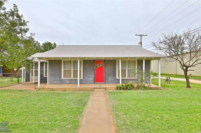 1120 8th Street, Anson, TX 79501 (MLS #14458956) :: The Tierny Jordan Network