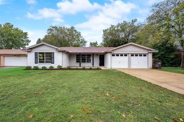 2037 Topper Street, Fort Worth, TX 76134 (MLS #14458961) :: Team Hodnett