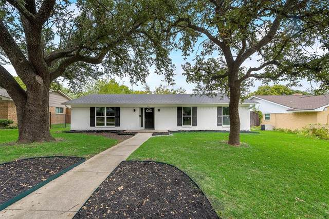416 Northview Drive, Richardson, TX 75080 (MLS #14458988) :: The Mauelshagen Group