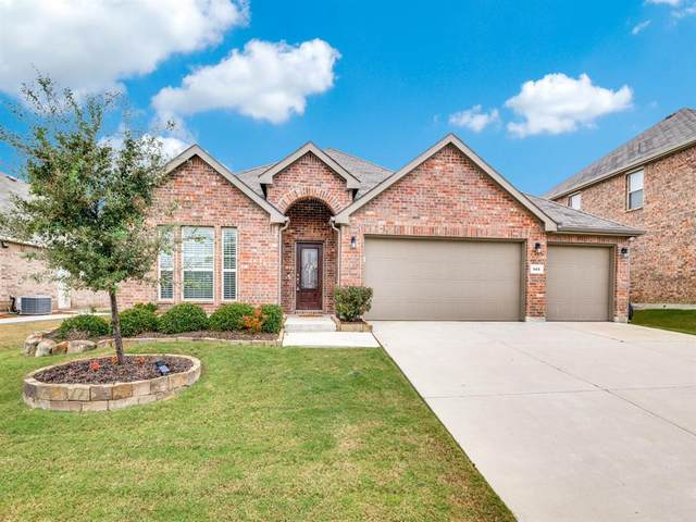 553 Northwood Drive, Oak Point, TX 75068 (MLS #14458989) :: The Mauelshagen Group