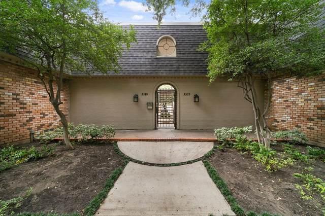 5315 Fleetwood Oaks Avenue #I-161, Dallas, TX 75235 (MLS #14458997) :: The Daniel Team