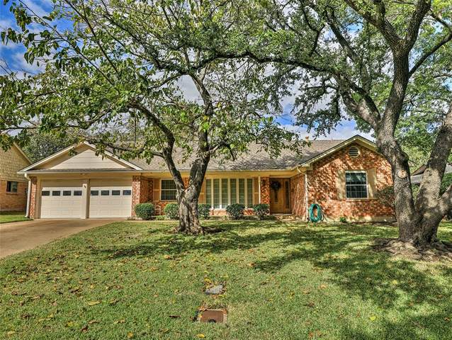 3708 Wayland Drive, Fort Worth, TX 76133 (MLS #14459003) :: Keller Williams Realty