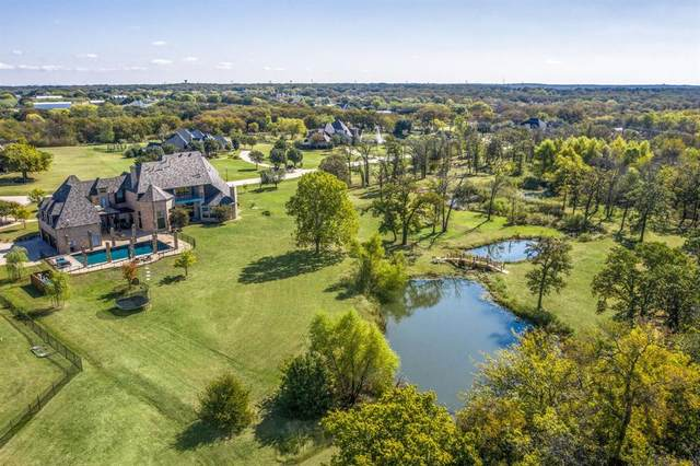 835 Manor Drive, Argyle, TX 76226 (MLS #14459056) :: Real Estate By Design