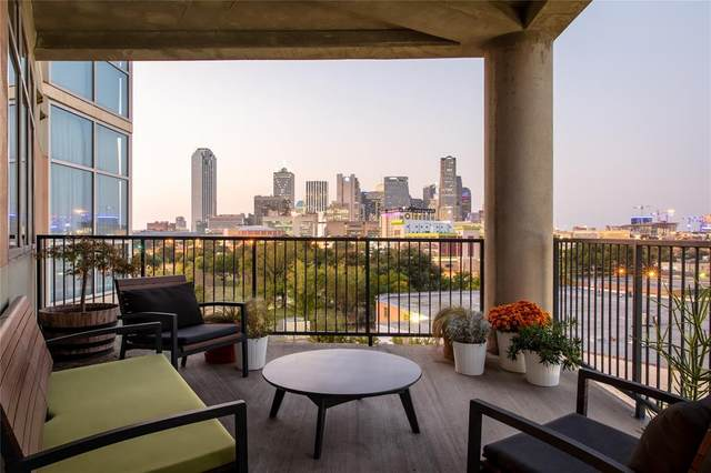1001 Belleview Street #401, Dallas, TX 75215 (MLS #14459061) :: The Juli Black Team
