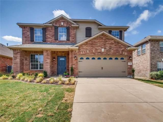 2720 Waterdance Drive, Little Elm, TX 75068 (MLS #14459068) :: Post Oak Realty