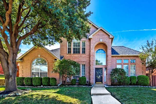 1461 Meadow Vista Drive, Carrollton, TX 75007 (MLS #14459086) :: Hargrove Realty Group