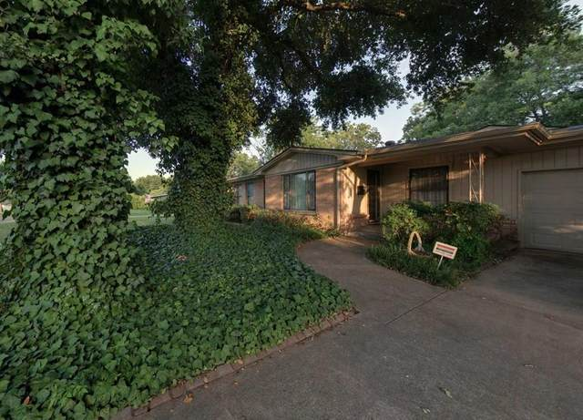 7316 Coronet Avenue, North Richland Hills, TX 76180 (MLS #14459111) :: The Mauelshagen Group