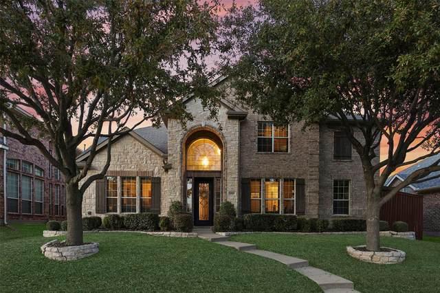 1505 Van Winkle Drive, Carrollton, TX 75007 (MLS #14459113) :: Post Oak Realty