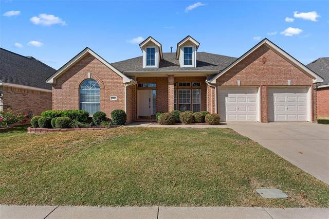 5305 Big Bend Drive, Fort Worth, TX 76137 (MLS #14459127) :: The Mauelshagen Group