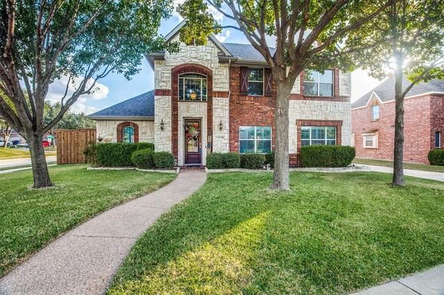 11399 Plainview Drive, Frisco, TX 75035 (MLS #14459135) :: Frankie Arthur Real Estate