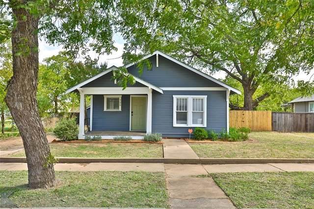 725 Vine Street, Abilene, TX 79602 (MLS #14459138) :: Real Estate By Design
