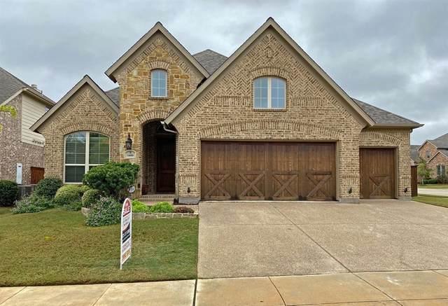 1400 Presley Way, Lantana, TX 76226 (MLS #14459145) :: Team Hodnett