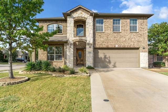 1401 Rosson Road, Little Elm, TX 75068 (MLS #14459150) :: Trinity Premier Properties