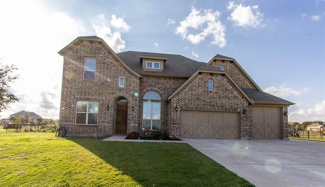 7908 Meadow Grove Drive, Mckinney, TX 75071 (MLS #14459163) :: Frankie Arthur Real Estate