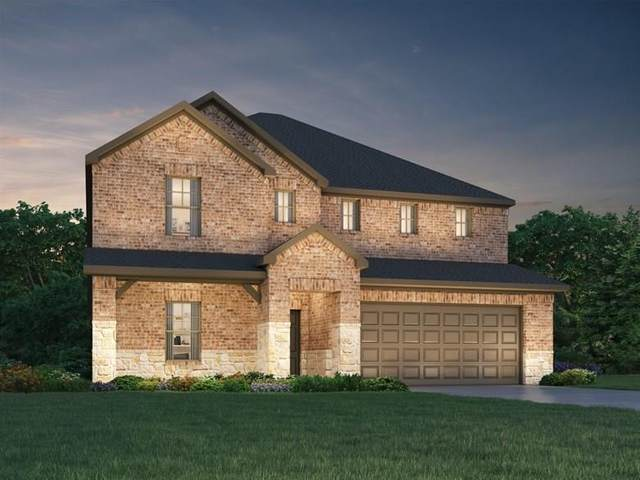 206 Fieldstone Drive, Melissa, TX 75454 (MLS #14459197) :: The Tierny Jordan Network